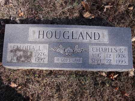 "HOUGLAND, CHARLES G. ""CHUCK"" - Washington County, Arkansas 