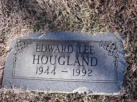 HOUGLAND, EDWARD LEE - Washington County, Arkansas | EDWARD LEE HOUGLAND - Arkansas Gravestone Photos