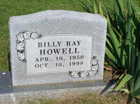HOWELL, BILLY RAY - Washington County, Arkansas | BILLY RAY HOWELL - Arkansas Gravestone Photos