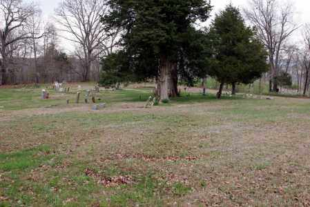 *HOWELL CEMETERY VIEW,  - Washington County, Arkansas |  *HOWELL CEMETERY VIEW - Arkansas Gravestone Photos