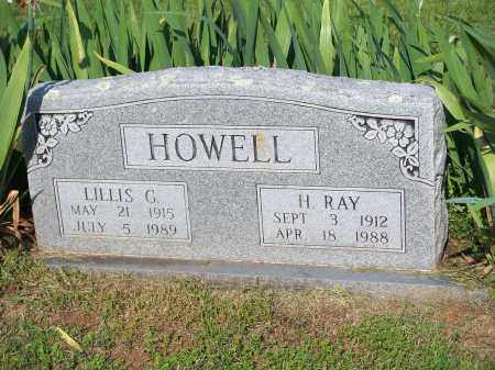 HOWELL, LILLIS G. - Washington County, Arkansas | LILLIS G. HOWELL - Arkansas Gravestone Photos