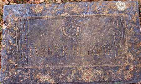 HUDSON, EVANS R. - Washington County, Arkansas | EVANS R. HUDSON - Arkansas Gravestone Photos