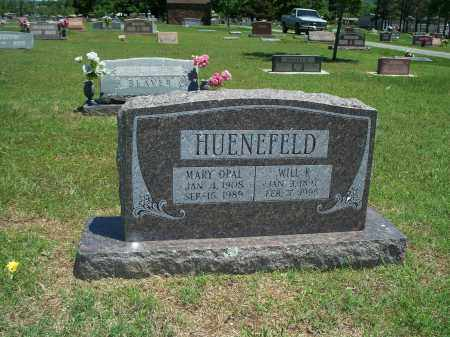 HUENEFELD, WILL R. - Washington County, Arkansas | WILL R. HUENEFELD - Arkansas Gravestone Photos