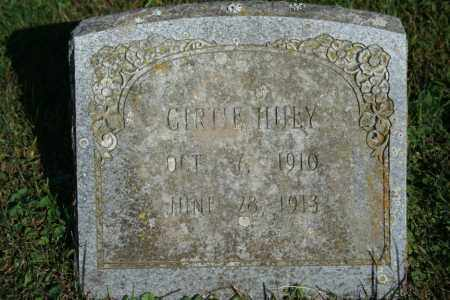 HUEY, GIRTIE - Washington County, Arkansas | GIRTIE HUEY - Arkansas Gravestone Photos