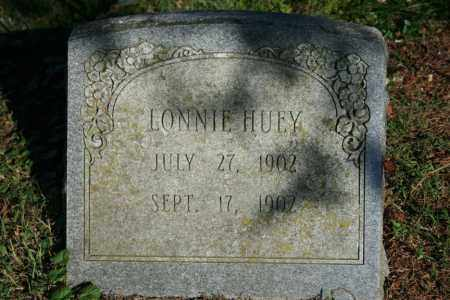 HUEY, LONNIE - Washington County, Arkansas | LONNIE HUEY - Arkansas Gravestone Photos