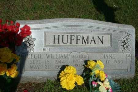 "HUFFMAN, CECIL WILLIAM ""BILL"" - Washington County, Arkansas 