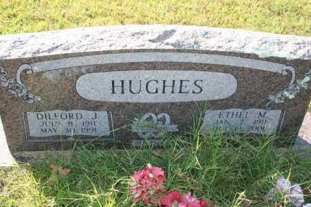 HUGHES, DILFORD J. - Washington County, Arkansas | DILFORD J. HUGHES - Arkansas Gravestone Photos