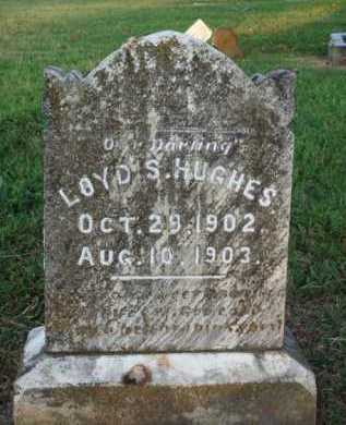 HUGHES, LOYD S. - Washington County, Arkansas | LOYD S. HUGHES - Arkansas Gravestone Photos