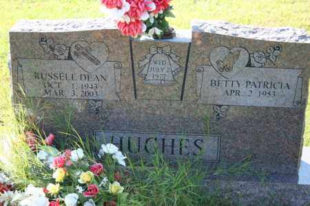 HUGHES, RUSSELL DEAN - Washington County, Arkansas | RUSSELL DEAN HUGHES - Arkansas Gravestone Photos