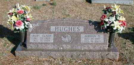 HUGHES, JORDAN Y. - Washington County, Arkansas | JORDAN Y. HUGHES - Arkansas Gravestone Photos