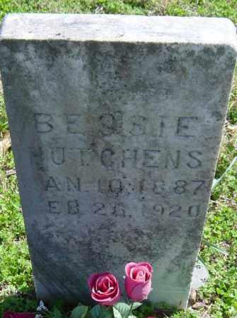 HUTCHENS, BESSIE - Washington County, Arkansas | BESSIE HUTCHENS - Arkansas Gravestone Photos