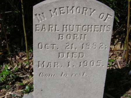 HUTCHENS, EARL - Washington County, Arkansas | EARL HUTCHENS - Arkansas Gravestone Photos