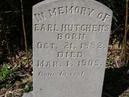 HUTCHENS, EARL - Washington County, Arkansas | EARL HUTCHENS - Arkansas Gravestone Photos