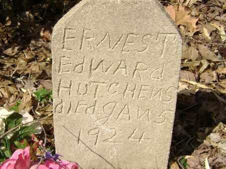 HUTCHENS, ERNEST EDWARD - Washington County, Arkansas | ERNEST EDWARD HUTCHENS - Arkansas Gravestone Photos
