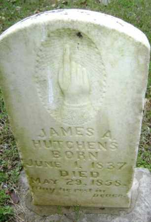 HUTCHENS, JAMES A. - Washington County, Arkansas   JAMES A. HUTCHENS - Arkansas Gravestone Photos