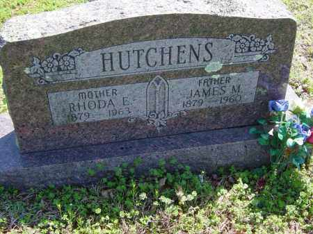 HUTCHENS, JAMES M. - Washington County, Arkansas | JAMES M. HUTCHENS - Arkansas Gravestone Photos