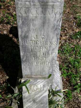 HUTCHENS, J. C. - Washington County, Arkansas | J. C. HUTCHENS - Arkansas Gravestone Photos