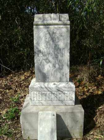 HUTCHENS, M. H. - Washington County, Arkansas | M. H. HUTCHENS - Arkansas Gravestone Photos