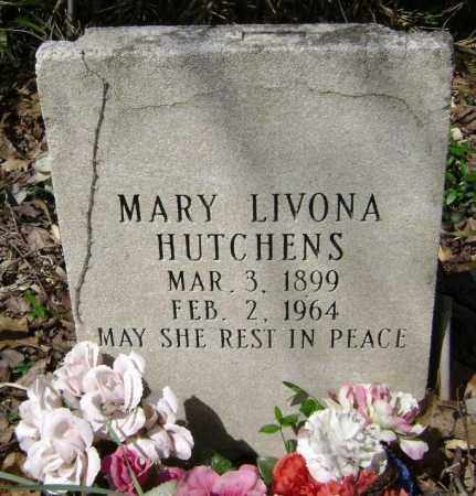 HUTCHENS, MARY LIVONA - Washington County, Arkansas | MARY LIVONA HUTCHENS - Arkansas Gravestone Photos