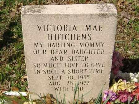 HUTCHENS, VICTORIA MAE - Washington County, Arkansas   VICTORIA MAE HUTCHENS - Arkansas Gravestone Photos