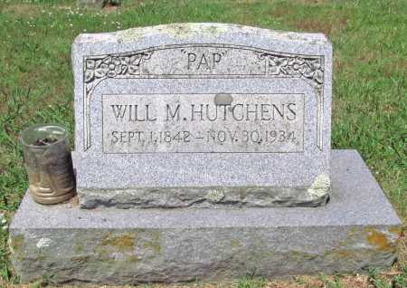 HUTCHENS, WILL M - Washington County, Arkansas | WILL M HUTCHENS - Arkansas Gravestone Photos