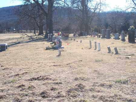 *ILLINOIS CHAPEL CEMETERY, OVERVIEW - Washington County, Arkansas | OVERVIEW *ILLINOIS CHAPEL CEMETERY - Arkansas Gravestone Photos
