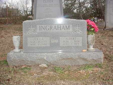 INGRAHAM, ALBERT - Washington County, Arkansas | ALBERT INGRAHAM - Arkansas Gravestone Photos