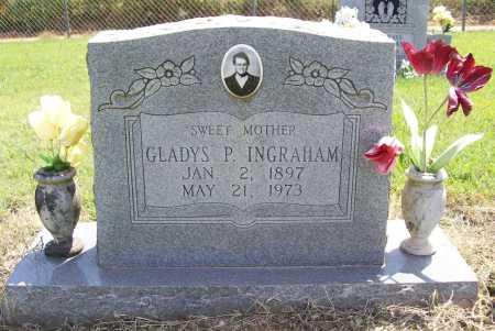 HUCKABY INGRAHAM, GLADYS P. - Washington County, Arkansas | GLADYS P. HUCKABY INGRAHAM - Arkansas Gravestone Photos