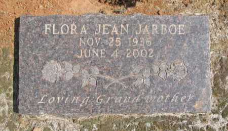"LEDFORD JARBOE, FLORA ""JEAN"" - Washington County, Arkansas 