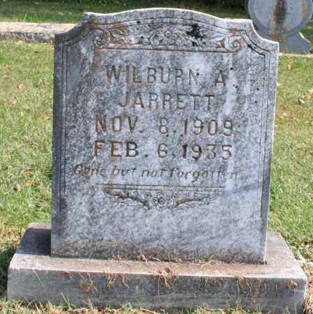 JARRETT, WILBURN A. - Washington County, Arkansas | WILBURN A. JARRETT - Arkansas Gravestone Photos