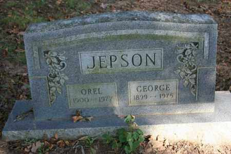 JEPSON, GEORGE - Washington County, Arkansas | GEORGE JEPSON - Arkansas Gravestone Photos