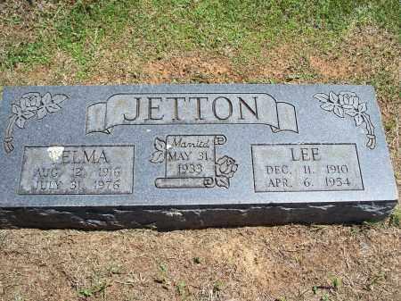 JETTON, VELMA - Washington County, Arkansas | VELMA JETTON - Arkansas Gravestone Photos
