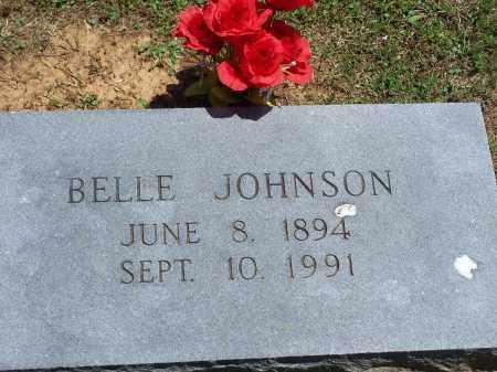 JOHNSON, BELLE - Washington County, Arkansas | BELLE JOHNSON - Arkansas Gravestone Photos