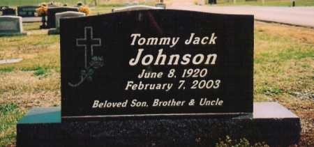 JOHNSON, TOMMY JACK - Washington County, Arkansas | TOMMY JACK JOHNSON - Arkansas Gravestone Photos