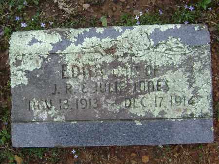 JONES, EDNA - Washington County, Arkansas | EDNA JONES - Arkansas Gravestone Photos