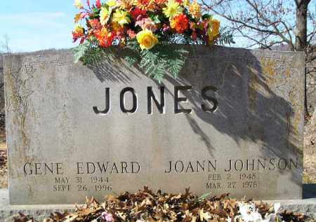 JONES, JOANN - Washington County, Arkansas | JOANN JONES - Arkansas Gravestone Photos