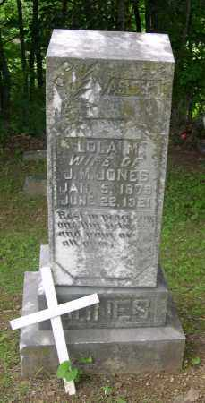 JONES, LOLA M. - Washington County, Arkansas | LOLA M. JONES - Arkansas Gravestone Photos