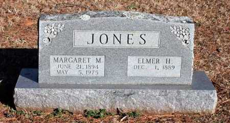 JONES, MARGARET M. - Washington County, Arkansas | MARGARET M. JONES - Arkansas Gravestone Photos
