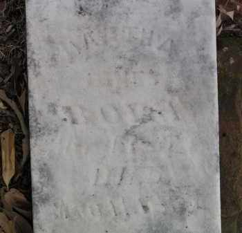 JONES, MARTHA - Washington County, Arkansas | MARTHA JONES - Arkansas Gravestone Photos