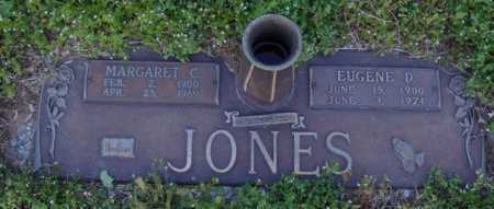 JONES, MARGARET C. - Washington County, Arkansas | MARGARET C. JONES - Arkansas Gravestone Photos