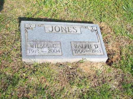 JONES, RALPH D. - Washington County, Arkansas | RALPH D. JONES - Arkansas Gravestone Photos