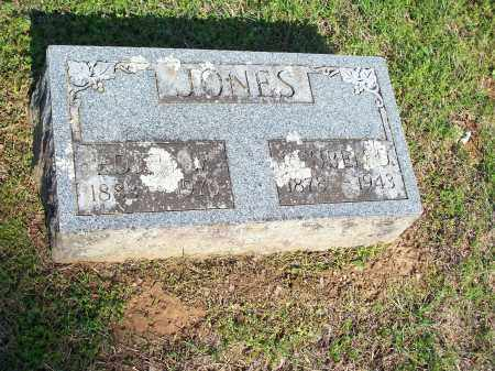 JONES, EDITH W. - Washington County, Arkansas | EDITH W. JONES - Arkansas Gravestone Photos