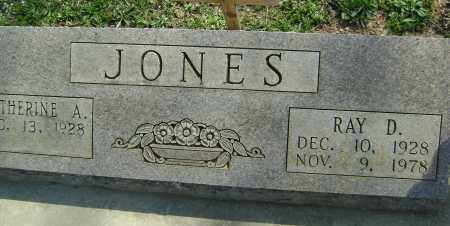 JONES, RAY DEAN - Washington County, Arkansas | RAY DEAN JONES - Arkansas Gravestone Photos