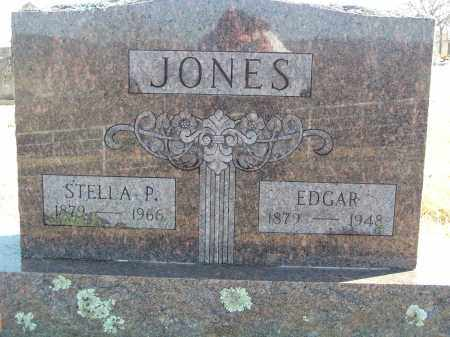 JONES, STELLA - Washington County, Arkansas | STELLA JONES - Arkansas Gravestone Photos