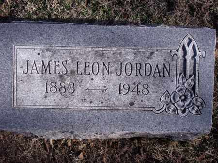 JORDAN, JAMES LEON - Washington County, Arkansas | JAMES LEON JORDAN - Arkansas Gravestone Photos