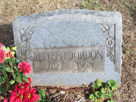 JORDON, RUFUS CISERO - Washington County, Arkansas | RUFUS CISERO JORDON - Arkansas Gravestone Photos