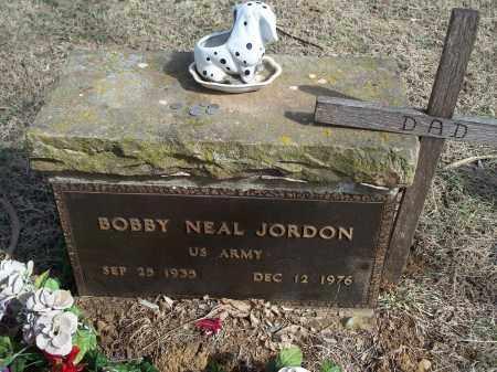 JORDON (VETERAN), BOBBY NEAL - Washington County, Arkansas | BOBBY NEAL JORDON (VETERAN) - Arkansas Gravestone Photos