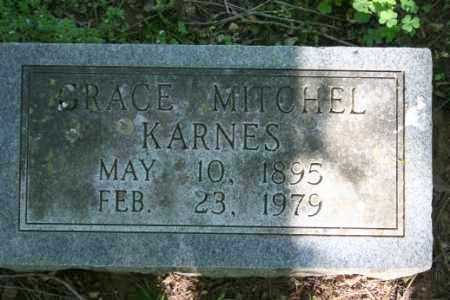 KARNES, GRACE - Washington County, Arkansas | GRACE KARNES - Arkansas Gravestone Photos