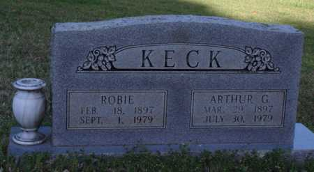 KECK, ROBIE - Washington County, Arkansas | ROBIE KECK - Arkansas Gravestone Photos