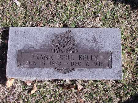 KELLY, FRANK PERL - Washington County, Arkansas | FRANK PERL KELLY - Arkansas Gravestone Photos